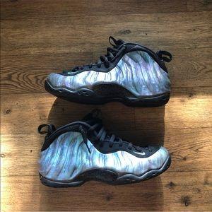 Nike Shoes - Nike Foamposite Abalone